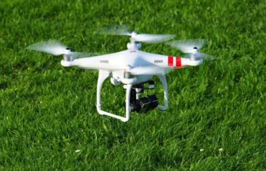 Drone initiatie  west-vlaanderen