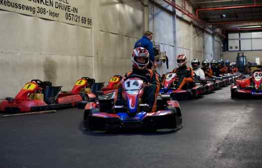 Karting west-vlaanderen