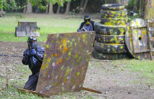 Paintball  2u30 Komen