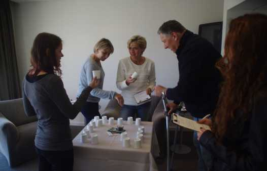 Parfum workshop kust