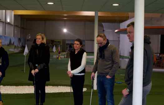 Indoorgolf west-vlaanderen