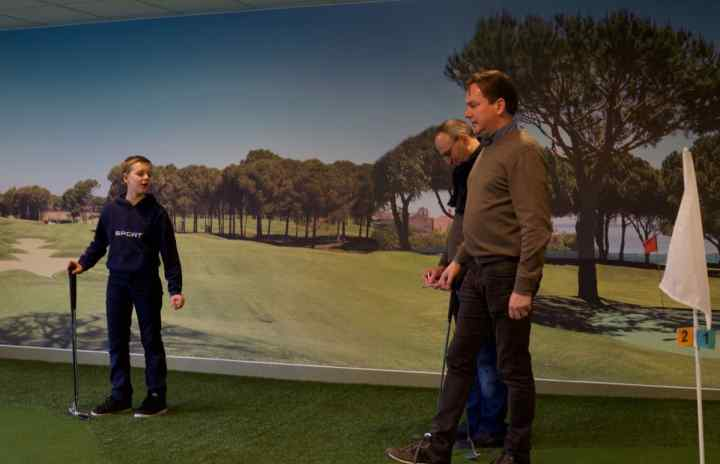 Indoorgolf Maldegem