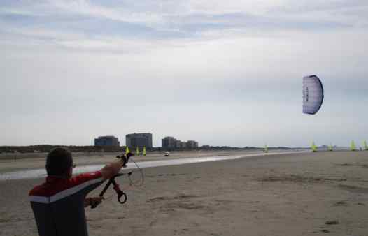 Kite initiatie  Blankenberge