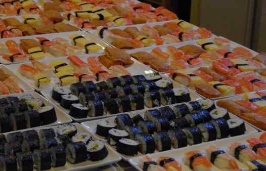 Sushi workshop kust