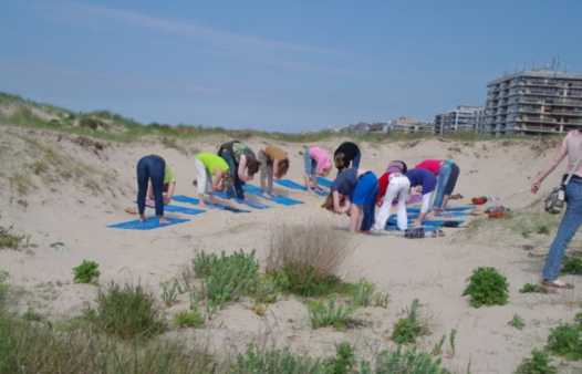 Yoga west-vlaanderen